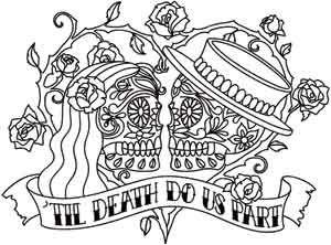 O Blog da DMC: Desenhos para bordar: Dia dos Namorados