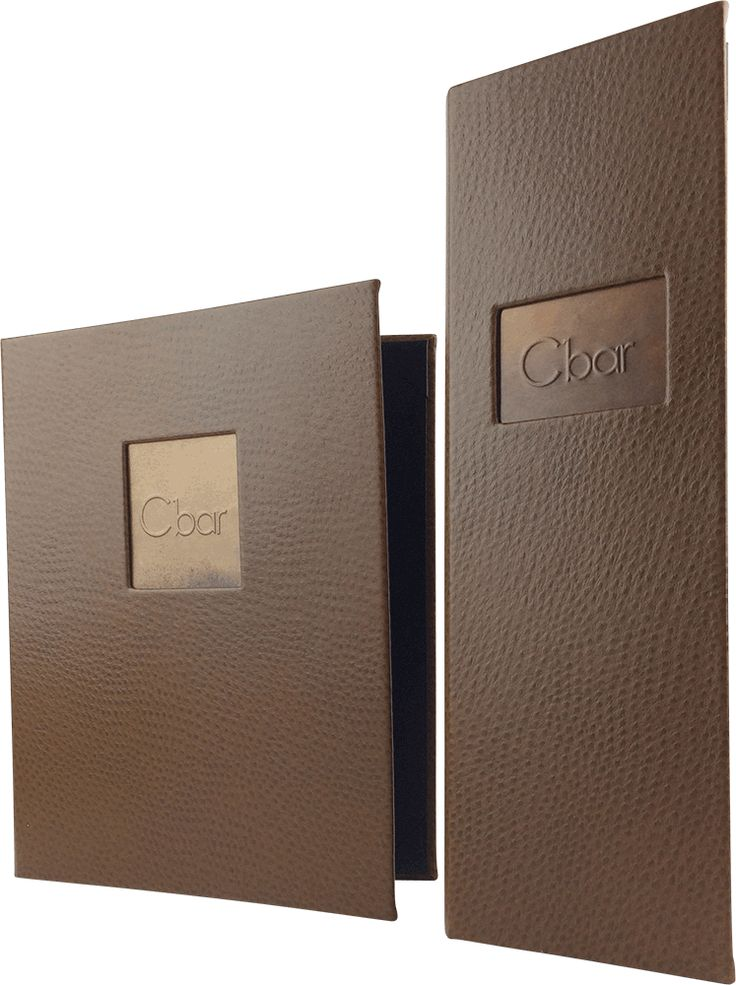 Cbar - 378428-438 - Create an attractive arrangement of your menu items with menu covers from Menu Designs. We have a large selection of menu covers made from the finest materials. Whether you're a café interested in menu boards or a five star dining establishment who's looking for leather menu covers, we're sure you'll find the perfect menu covers for your restaurant.