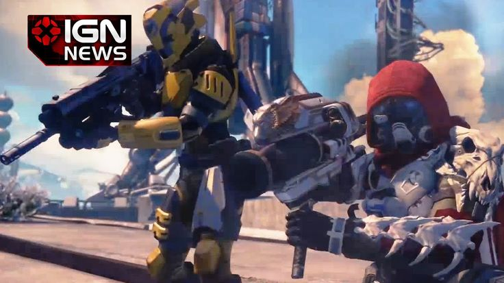 Destiny Rated T For Teen by ESRB - IGN News