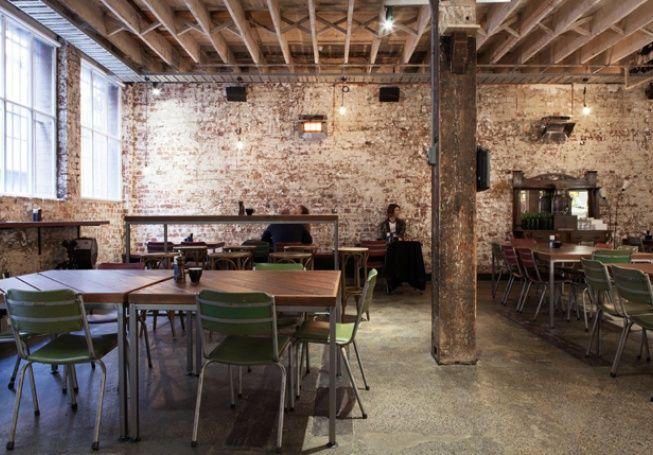 Krimper New cafe in CBD 20-24 Guildford Lane, CBD