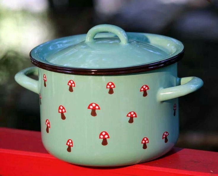 .mushroom pot