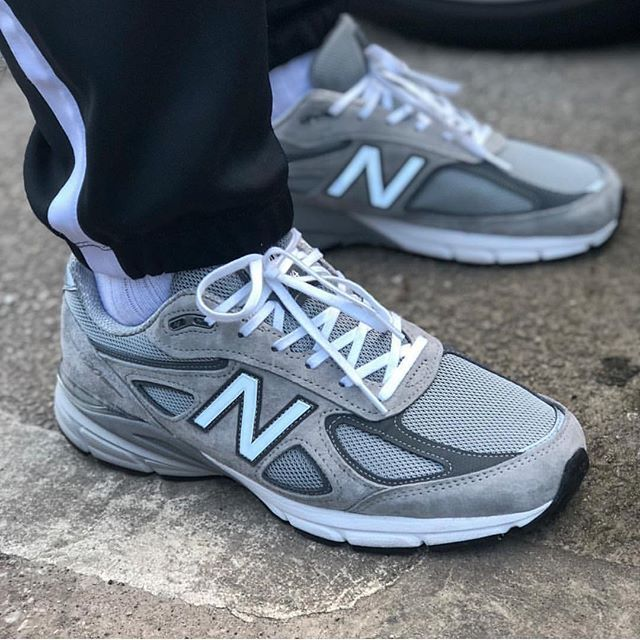 huge selection of 5fa5c bb440 Just some classic  MADEINUSA  newbalance 990GL4 perfect for that everyday  wear! Thanks  walkerjacob89 for the shot and tag! -  nbgallery   nbgallery990   ...