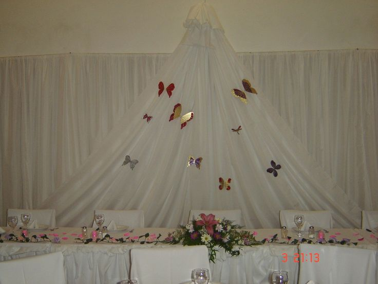 40 best images about mariposas deco salones etc on - Decoracion de 15 anos ...