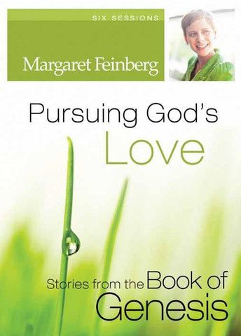 Pursuing God's Love: Stories from the Book of Genesis Workbook - 8.99 The stories found in the book of Genesis remind us of God's pursuit of his children. From Noah to Sarah and Rebekah to Joseph, God's boundless love radiates off the pages.