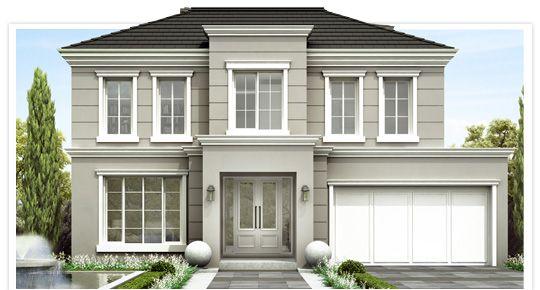 Somerset  - New Home Design