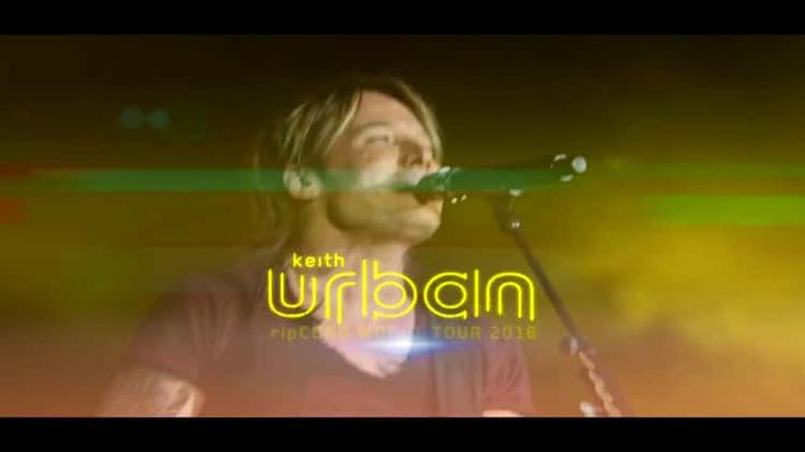 :D - Keith Urban Ripcord World Tour 2016