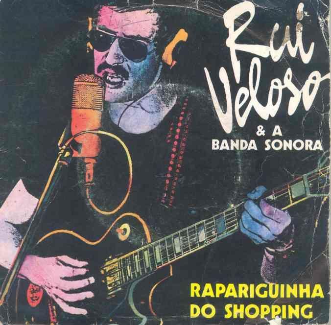 A Rapariguinha do Shopping, rock do bom por Rui Veloso. Inspiração? Shopping Brasília, do Porto... :)