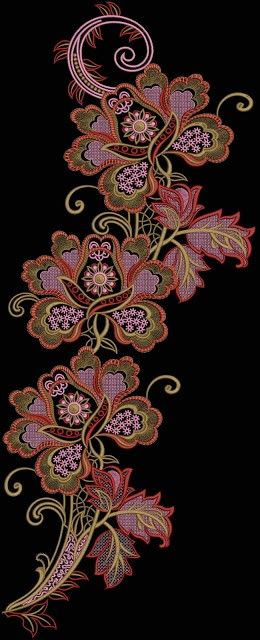 Latest Embroidery Designs, Embroidery Designs, Embroidery Designs Free, New…                                                                                                                                                                                 More