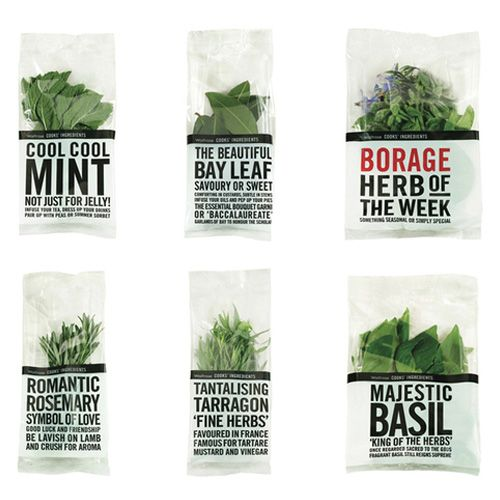 Typographical packaging - 50 Inspiring Product Packaging Design Ideas - BEST DESIGN OPTIONS- blog