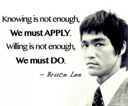 The awesome Bruce Lee  #brucelee #bruceleequotes #kurttasche