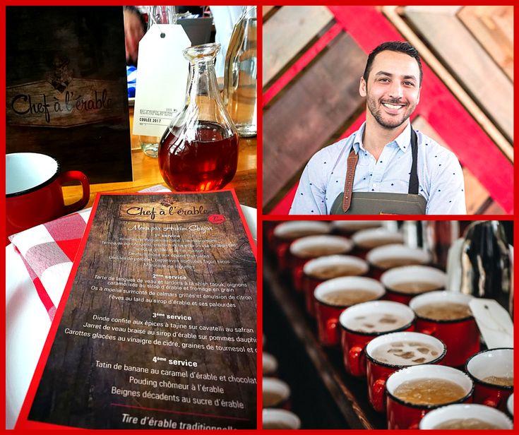Cabane à sucre nouveau genre  #Cabaneàsucre #Gastronomie #HakimChajar #Vieux-Port