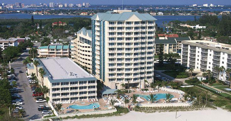 Sarasota Resorts & Hotels on Lido Key   Lido Beach Resort