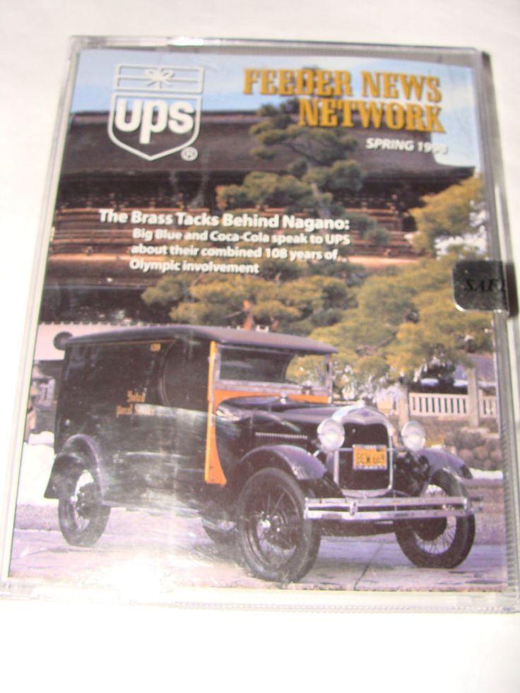 United Parcel Service UPS Feeder News Network. Spring 1998