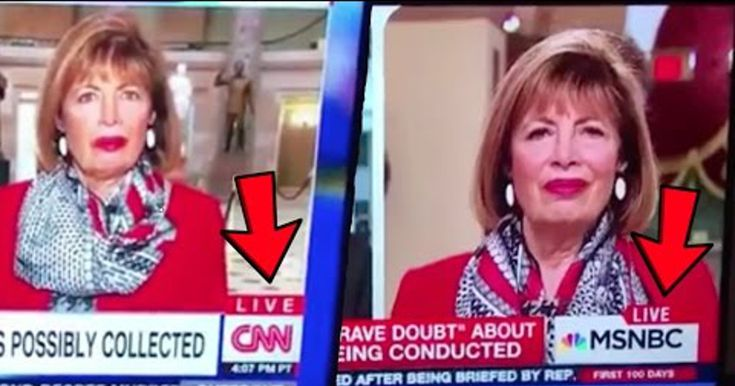 """FAKE NEWS: Congresswoman Interviewed """"Live"""" By CNN and MSNBC - At Same Time » Alex Jones' Infowars: There's a war on for your mind!"""