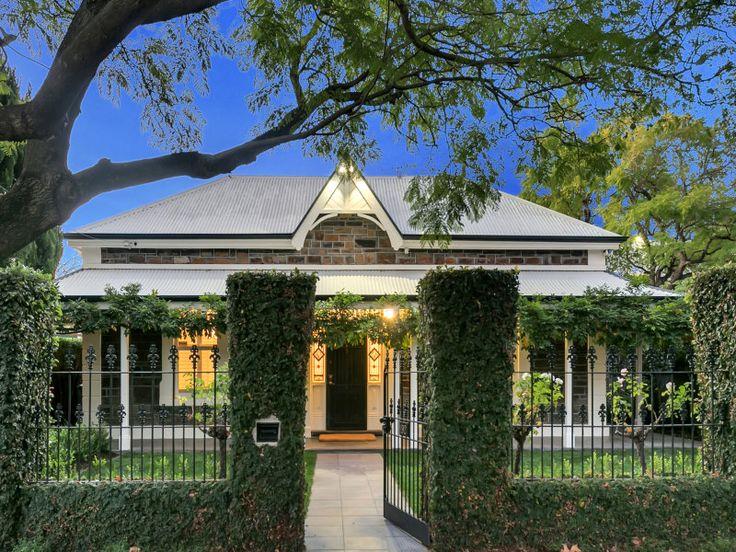 Bluestone villa | Malvern, South Australia