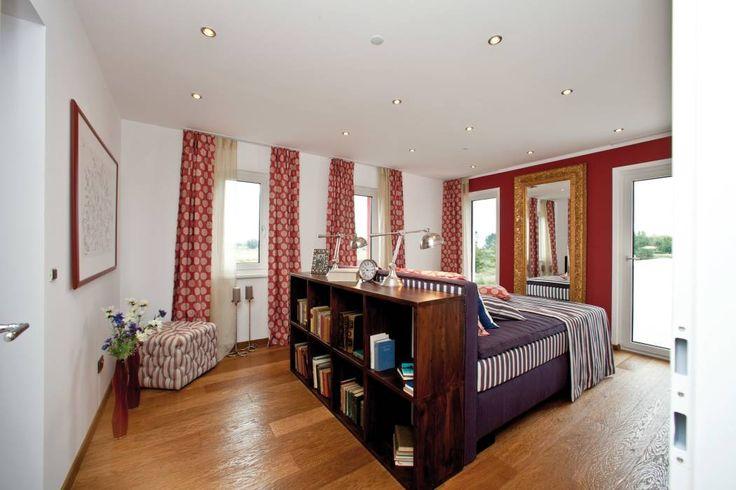 ELK Comfort 164 Trendline: Modern Schlafzimmer von ELK Fertighaus GmbH