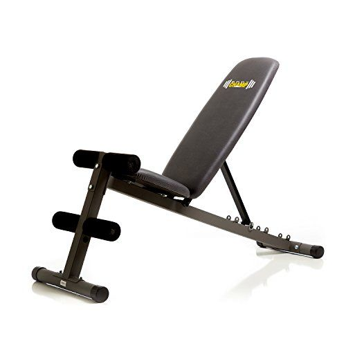(adsbygoogle = window.adsbygoogle || []).push();     (adsbygoogle = window.adsbygoogle || []).push();   buy now   $58.35  Amp up your strength training routine with this Body Champ 5-position weight bench. Free weight workouts offer simple and effective ways to increase your strength and...
