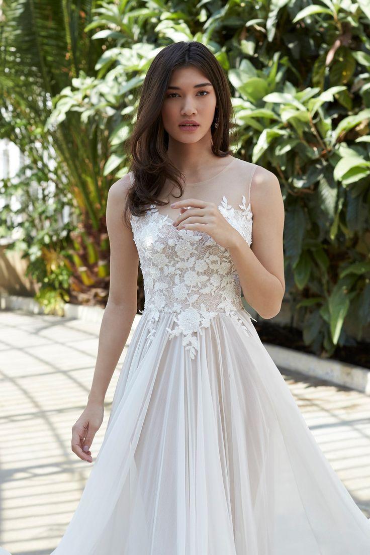 The Twenty17 collection by Sassi Holford - British bridal fashion designer.