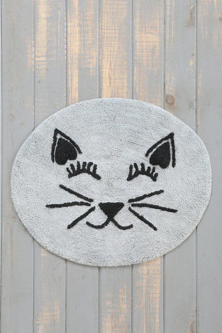 Pic Of Plum u Bow Cat Mat