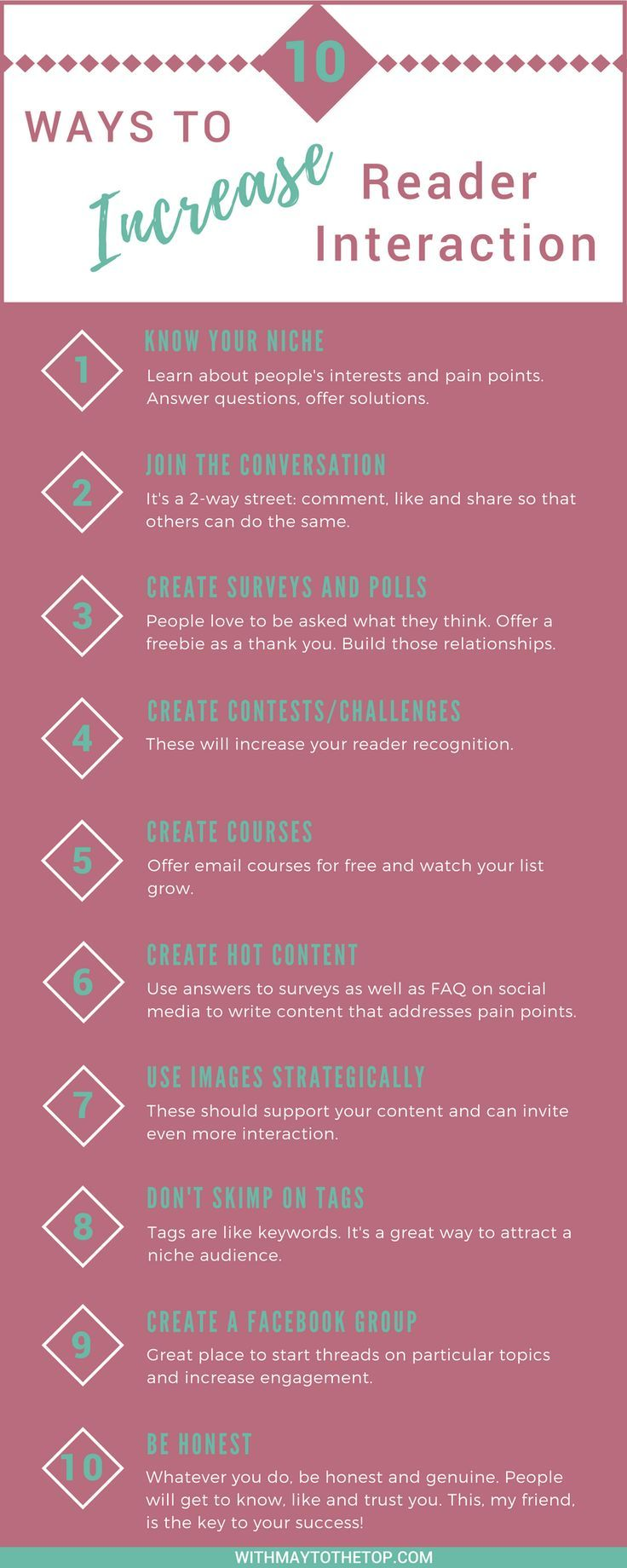 ways to increase online engagement