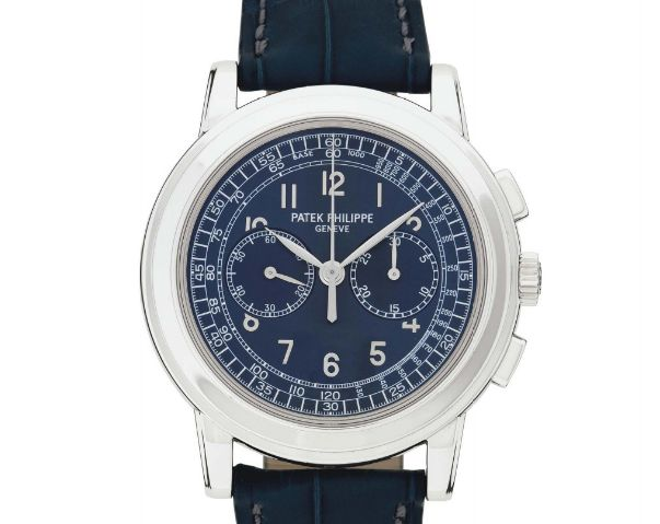 Something To Consider: Somebody Could Have Bought A Platinum Vacheron Chronograph AND A Platinum Vacheron Minute Repeater For Under $50,000 ...