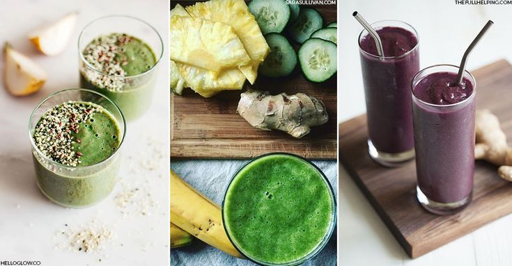 Gut Healing Smoothie Recipes | sheerluxe.com