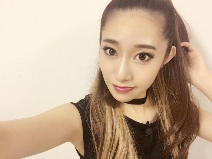 ファッションモデルの桜井玲香さん