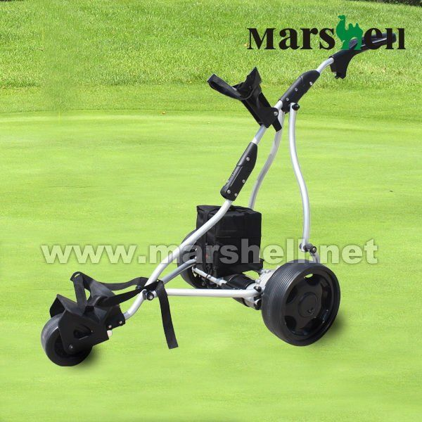 Remote control light weight aluminum electric golf trolley with CE certificate DG12150-1
