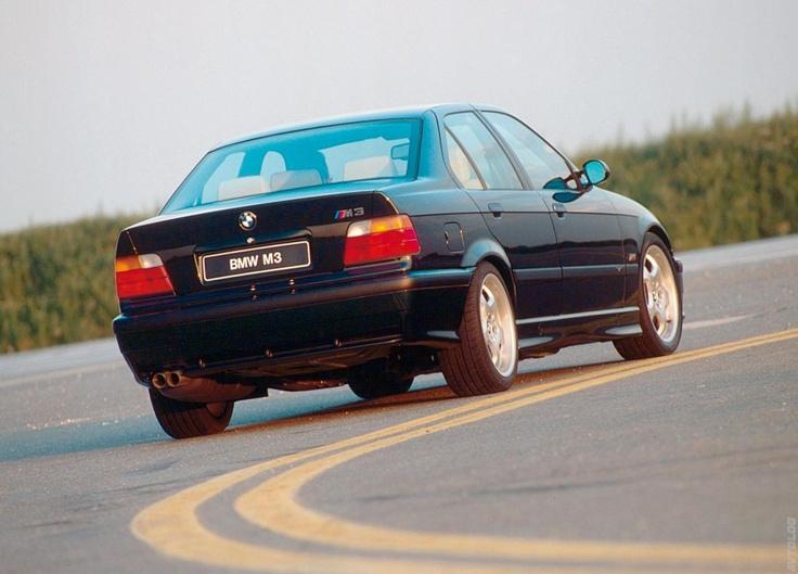 1995 BMW M3 Sedan