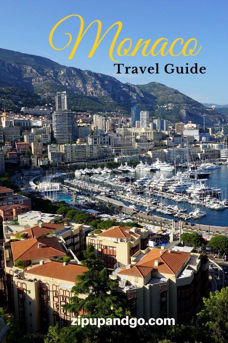 All About Monaco Monaco Travel Destination Guide Zip Up And Go In 2020 Travel Destinations Travel Travel Destinations Affordable