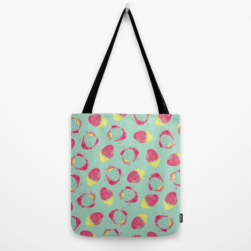 Your strawberries Tote Bag by kikas - $22.00  http://society6.com/kikas/Your-strawberries_Bag#26=197