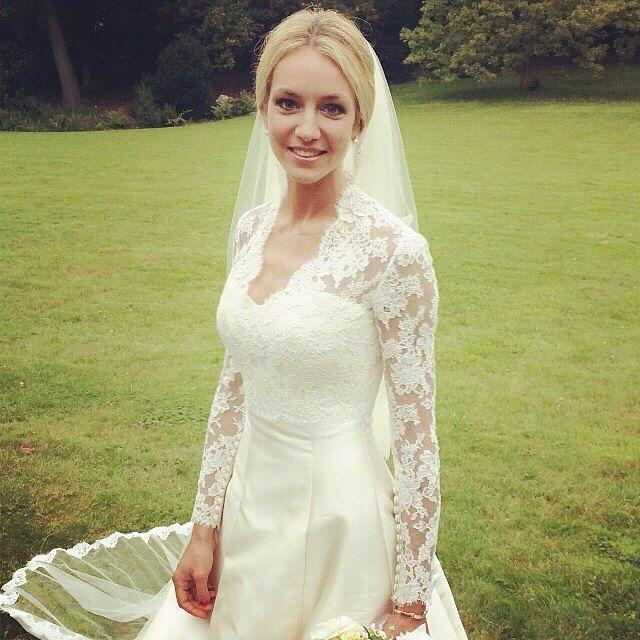 Vintage Wedding Dresses Bristol: The Wedding Of Lady Isabella Hervey And Christophe De Pauw