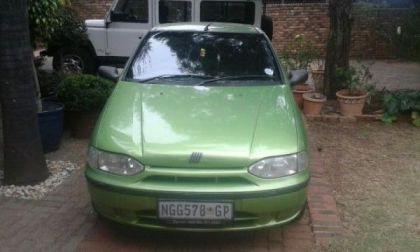 Fiat Palio in South Africa