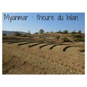 [Myanmar ] De Yangon à Mawlamyine: l'heure du bilan !