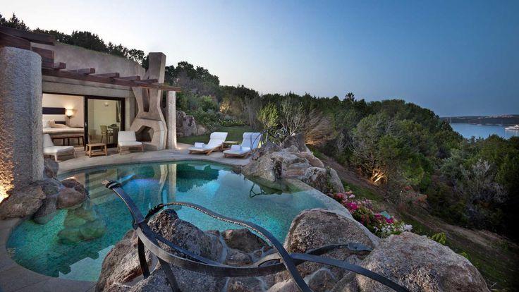 Hotel Pitrizza, Porto Cervo, Sardinia, Italy