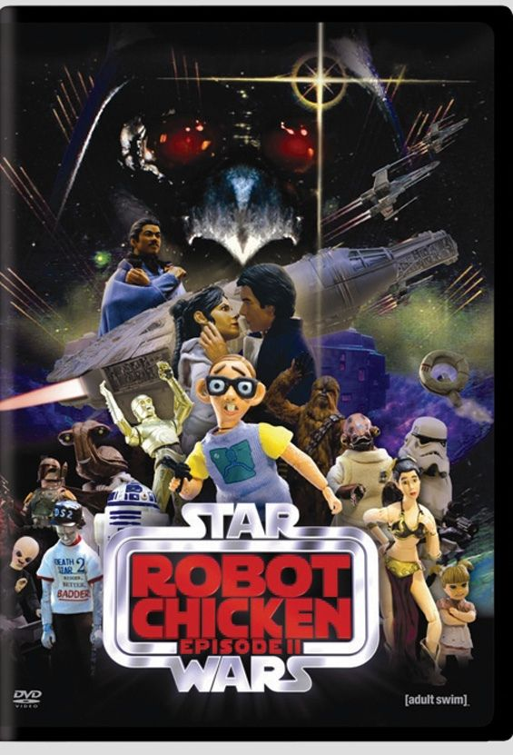 17 best images about robot chicken on pinterest swim sith and go vegas - Robot blanc star wars ...
