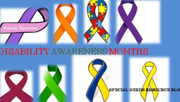 Disability Awareness Month Schedule
