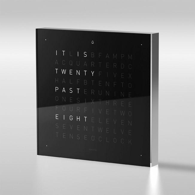 simplicity:twenty past eight