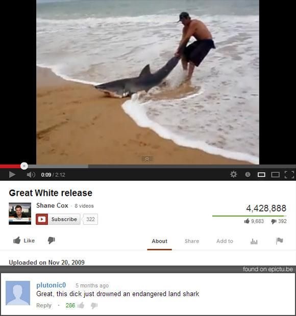 20 Funny Youtube Comments (4.9.13) | Pleated-Jeans.com
