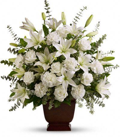 funeral flower arrangements | Funeral Flowers & Arrangements- Middletown, NJ | Posies Flower Shop