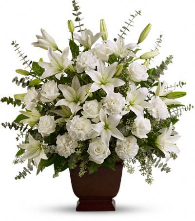funeral flower arrangements | Funeral Flowers & Arrangements- Middletown, NJ | Posies Flower Shop