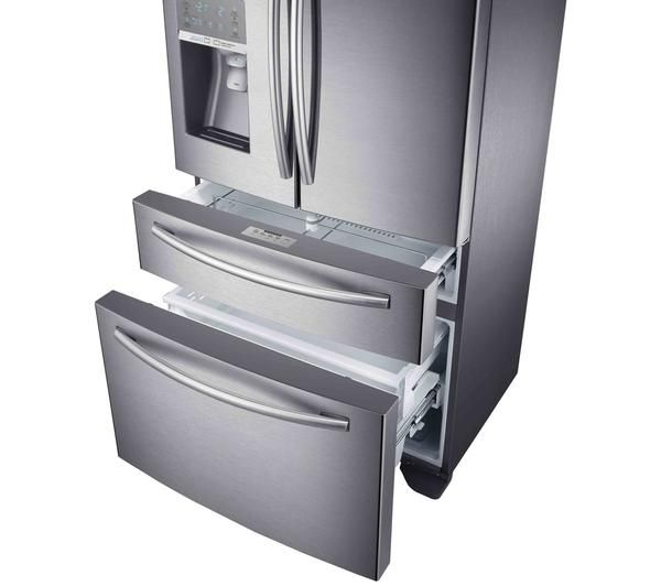 Beautiful Samsung Sparkling Water American Style Fridge Freezer Silver from the home of cheap LED TVs TVs and Smart TVs