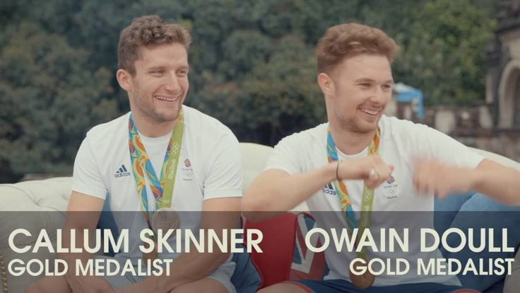 DFS | Team GB | Callum Skinner & Owain Doull take on #FlipIt in Great Br...
