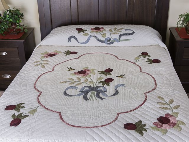 Lancaster Treasures Quilt -- splendid skillfully made Amish Quilts from Lancaster (hs7607)