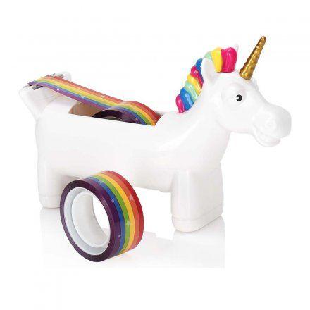 Baby Accessories Klebebandabroller Einhorn jetzt im design3000.de Shop kaufen! Raus aus dem Allta...