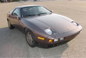 1984 Porsche 928 For Sale Montreal, Quebec, Canada | AutoMotoClassicSale.com