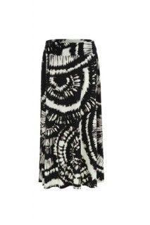 Black and white maxi skirt #maxiskirt #summerstyle #tribalsportswear #skirt #summer #fashion #style