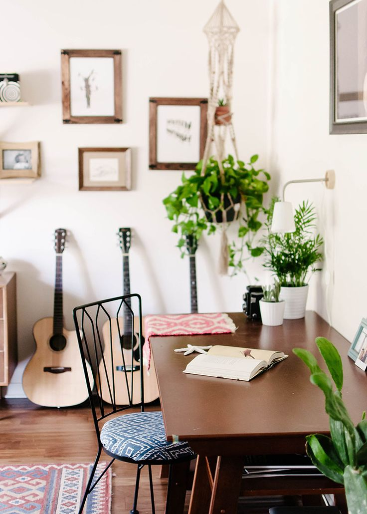 Een bohemian huis in Florida vol DIY's - Roomed | roomed.nl