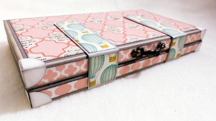 Reisegutschein Verpackung Box