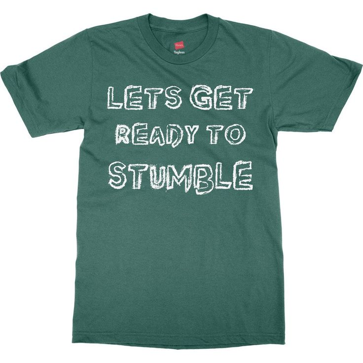 Let's Get Ready to Stumble Funny St. Patrick's Day Shirt